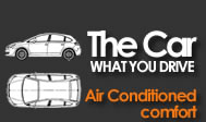 Find out about the car you will be driving